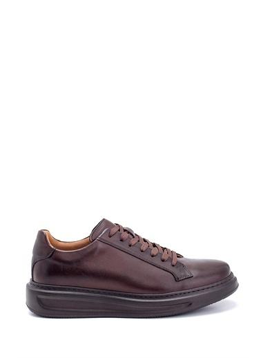 Derimod Erkek Ayakkabı(9155) Sneaker Kahve